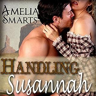 Handling Susannah audiobook cover art