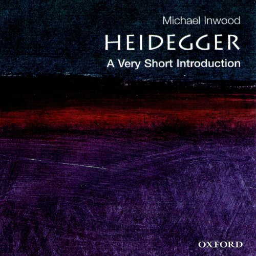 Couverture de Heidegger: A Very Short Introduction