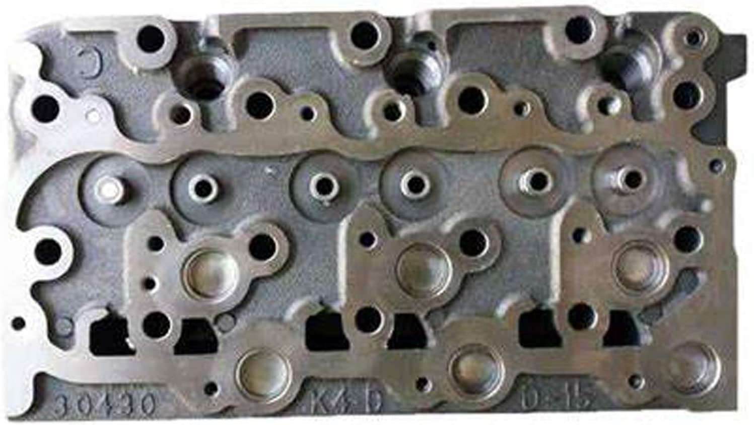 Friday Part Cheap SALE Start Complete Genuine Cylinder Head for Kio Springs Valves with