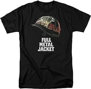 Full Metal Jacket Poster-S S Adult 18 1-Black