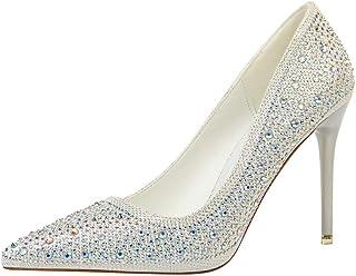 BalaMasa Womens APL12228 Pu Heeled Sandals