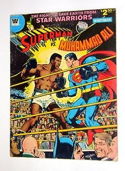 Superman Vs Muhammad Ali Oversized Whitman Variant Treasury Edition 1978 DC Collector's Item #C-56