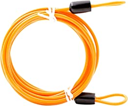 XBXD 0.5/1/1.5/2M veiligheids stalen kabel, Looped veiligheidskabel, Master Lock kabel, Vergrendelkabel, Stalen kabel met ...