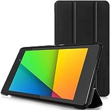 MoKo Case Fit Google Nexus 7 2013 FHD 2nd Gen, Ultra Slim Lightweight Smart-Shell Stand..