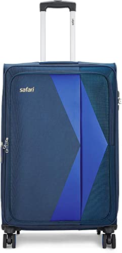 Rapid 4W 67 cm Blue Softsided Check in Luggage