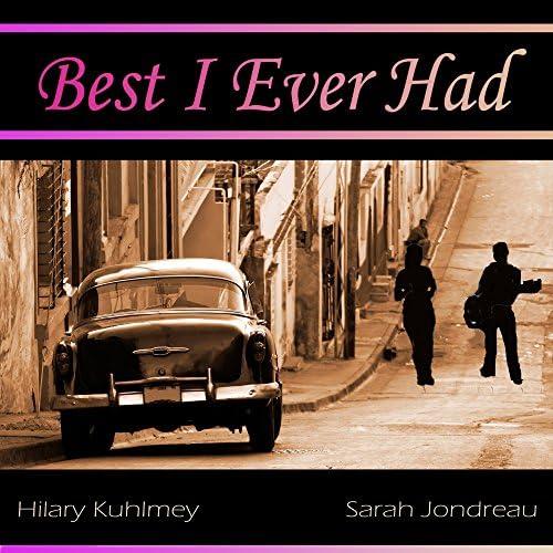 Hilary Kuhlmey & Sarah Jondreau