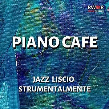 Piano Cafe - Smooth jazz strumentale, swing, musica di sottofondo del ristorante, relax, pianoforte di facile ascolto, sassofono, clarinetto