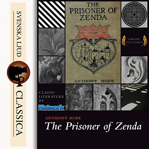 The Prisoner of Zenda     Zenda 1              By:                                                                                                                                 Anthony Hope                               Narrated by:                                                                                                                                 Andy Minter                      Length: 5 hrs and 35 mins     7 ratings     Overall 5.0