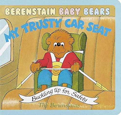 My Trusty Car Seat: Buckling up for Safety