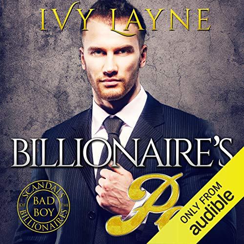 The Billionaire's Pet audiobook cover art