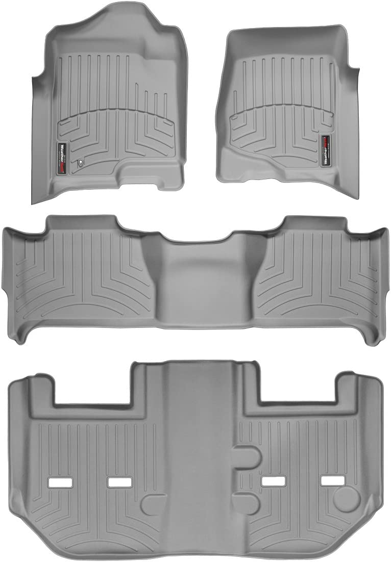 WeatherTech Custom Fit FloorLiner for Suburban Yukon 1st 2 - XL Don't miss the Limited time sale campaign