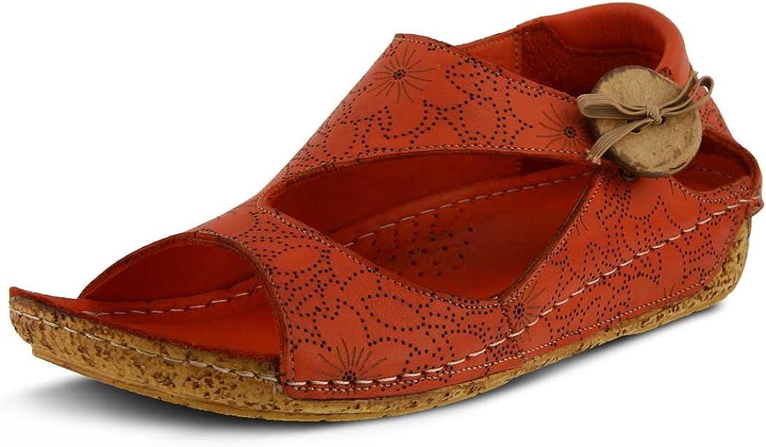Sales results No. 1 Spring depot Step Women's Sandal Lorelle Flat
