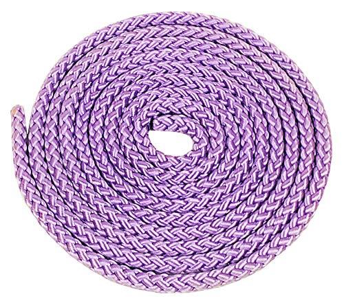 Amaya Sport-Tec - Cuerda de entrenamiento (3 m, 84 g), color lila