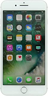 Điện thoại di động Apple – Apple iPhone 7 Plus, 256GB, Silver – For AT&T / T-Mobile (Renewed)