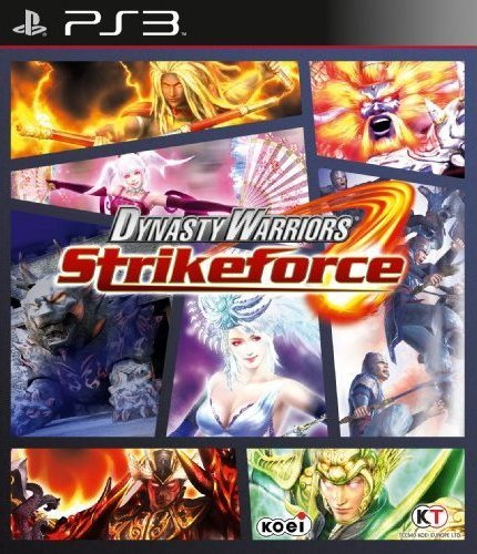 Dynasty Warriors: Strikeforce (PS3) [Edizione: Regno Unito]