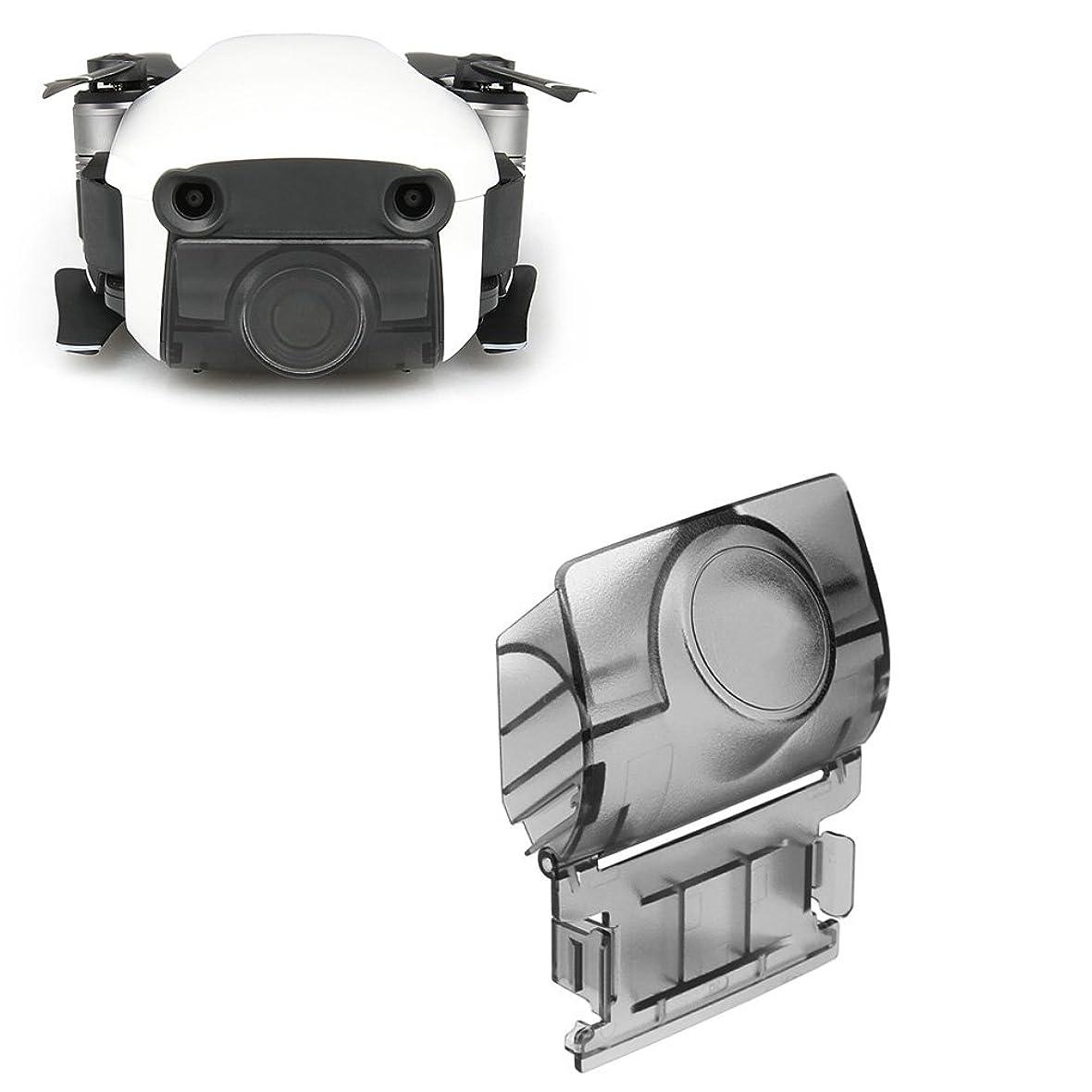 気取らない皮肉不快なKismaple DJI Mavic Air 用 ジンバルカメラレンズ プロテクター 前面3Dセンサーシステム画面 カバーレンズ 保護キャップ (グレー)