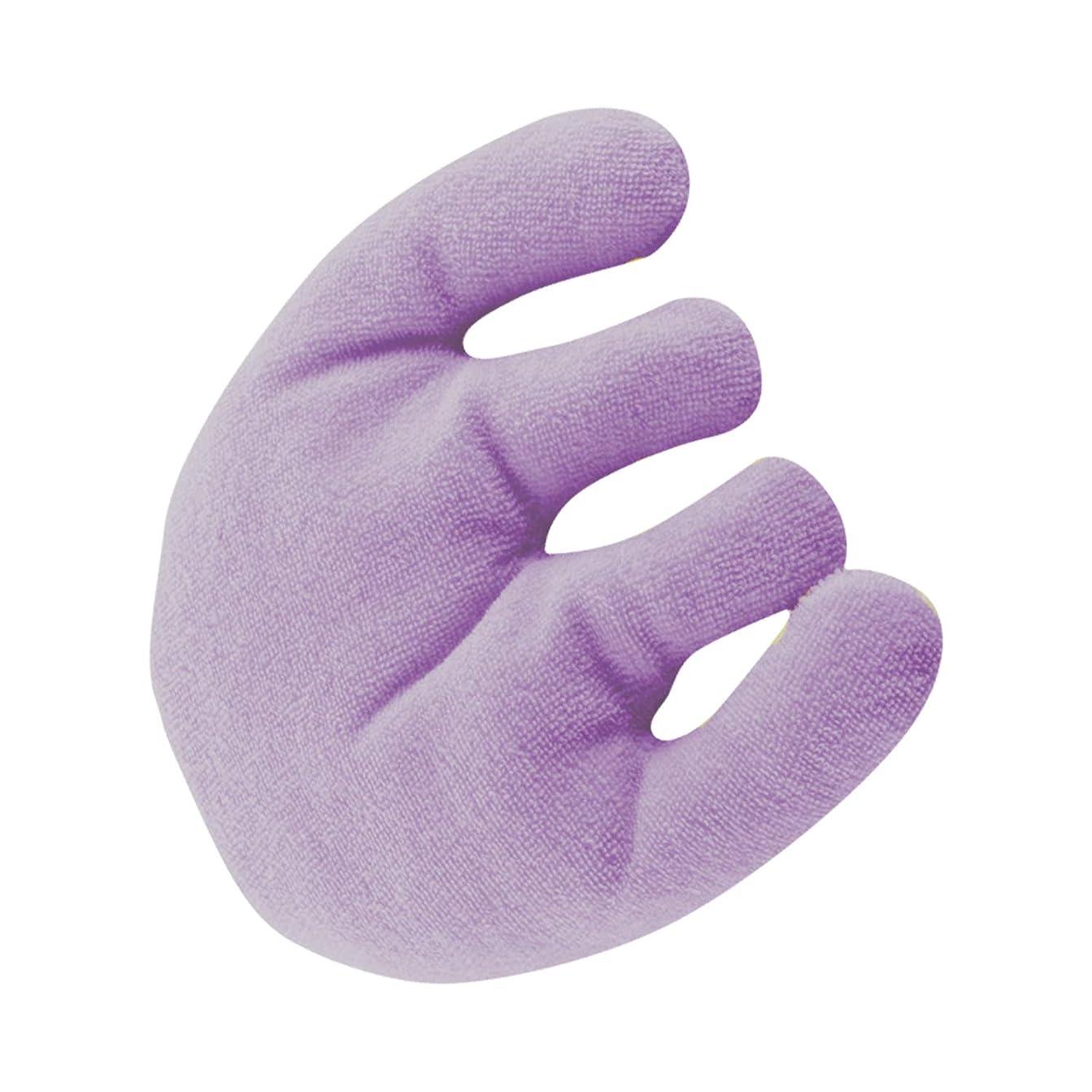 改善する以降誘う癒し手枕 ふかふか リラックス バネ指