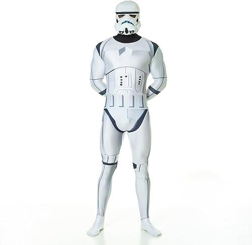 Offiziell Stromtrooper Digital Morphsuit Verkleidung, Kostüm - XXLarge - 6'2-6'9 (186cm-206cm)