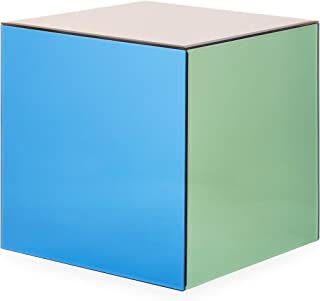 Now House by Jonathan Adler Chroma Cube Accent Table, Multicolor