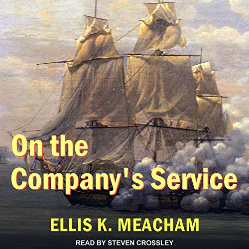 On the Company's Service audiobook cover art