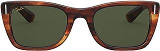 Rb2248 Caribbean Rectangular Sunglasses