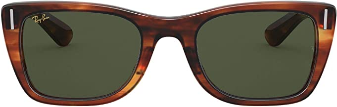 Ray-Ban Rb2248 Caribbean Rectangular Sunglasses
