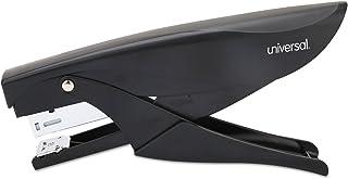 Universal Plier Stapler, 20 Sheet Capacity, Black/Red