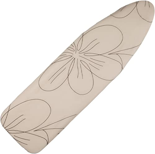 Ezy Iron Padded Ironing Board Cover Thick Padding, Slashes Your Iron Time, Heat Reflective Fits Standard and Large Bo...