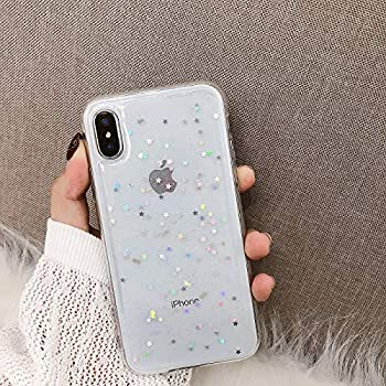 YSIMEE Compatible con Fundas iPhone 11 Pro 5.8 Carcasa Brillo