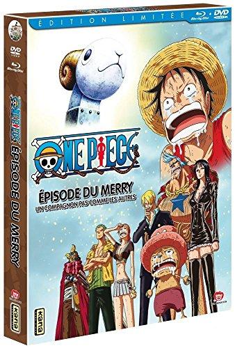 One Piece-Episode de Merry : L'histoire d'un Compagnon d'équipage [Combo Blu-Ray + DVD-Édition Limitée]