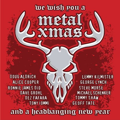 We Wish You A Metal Xmas And A Headbanging New Year [2 CD Special Edition]