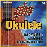 GHS HT20F Jeu de cordes pour Ukulele Tenor 27-31