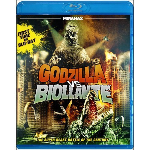 Godzilla vs. Biollante [Blu-ray] by Echo Bridge Home Entertainment