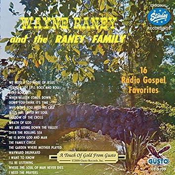 16 Radio Gospel Favorites