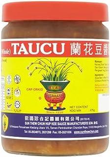 Cap Orkid Whole Taucu 475g (628MART) (12 Count)