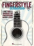 Fingerstyle Ukulele: A Method & Songbook for Fingerpicking Backup & Solos (English Edition)