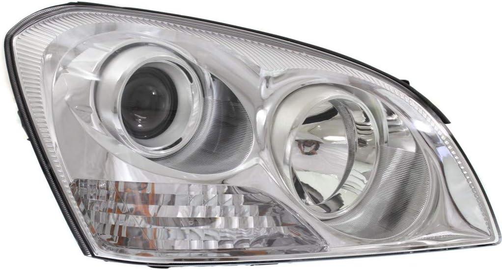 Details about  /New KI2503175C CAPA Passenger Side Headlight for Kia Optima 2014-2015