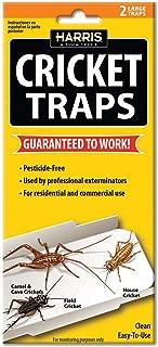 HARRIS Cricket Glue Traps (2-Pack)