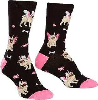 Sock It To Me La mia lontra Mezza Calza Che Arriva alle Ginocchia Funky Calzini da lontra per Donna Taglia Unica Blu