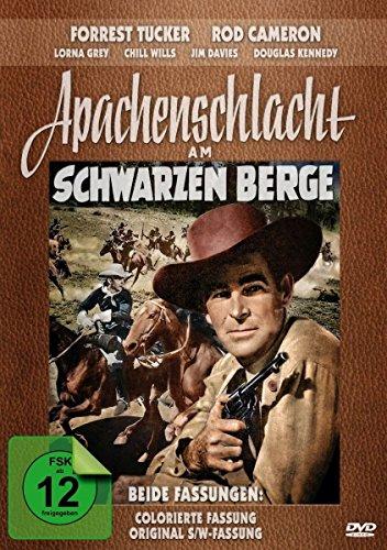 Apachenschlacht am schwarzen Berge (Oh, Susanna) - Western Filmjuwelen