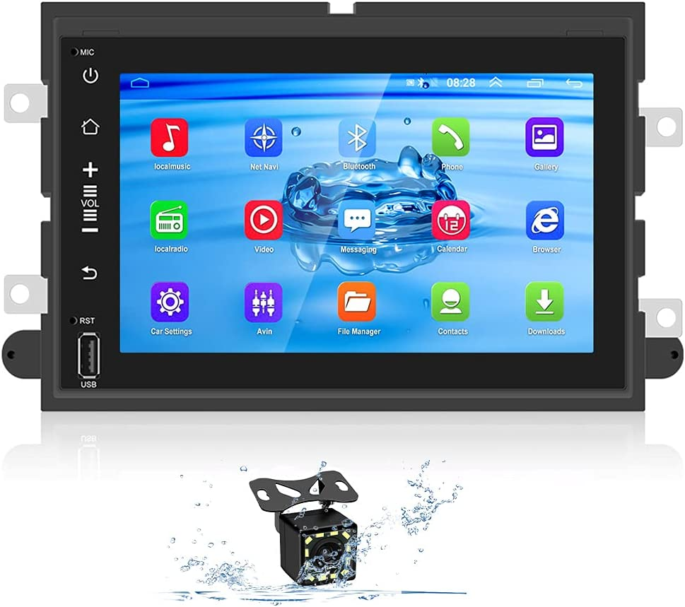GPS & Navigation Electronics Car Stereo for Ford F150/F250/350 ...