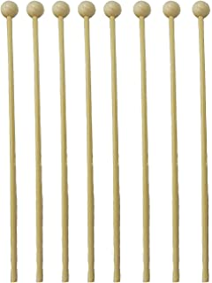 """Perfect Stix LB60-50 Rock Candy Sticks with Ball, 0.2"""" Height, 0.2"""" Width, 6"""" Length (Pack of 50)"""