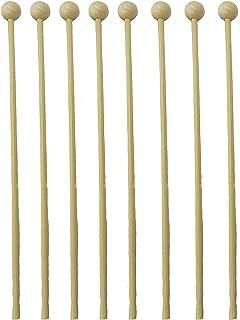 rock candy wooden sticks