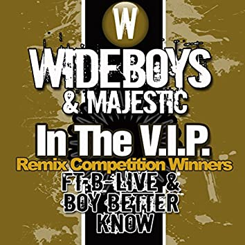 In the V.I.P. (Remix Competition Winners)