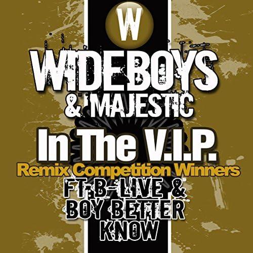 Wideboys & Majestic