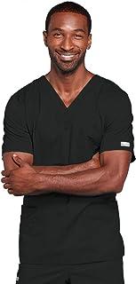Workwear Core Stretch Men & Women Scrubs Top V-Neck 4725