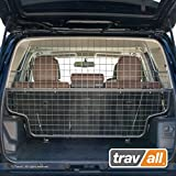 Travall Guard Plus Compatible with Toyota 4Runner 5 Seat Models (2009-Current) TDG1576 - Full Height Rattle-Free Steel Vehicle Specific Pet Barrier