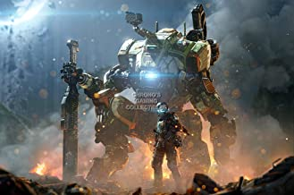 """CGC Huge Poster Glossy Finish - Titanfall 2 Ronin Xbox ONE - EXT569 (24"""" x 36"""" (61cm x 91.5cm))"""