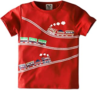 ZCLADLY Children's T-Shirt (Size : 110cm)