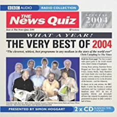 The News Quiz - The Very Best of 2004